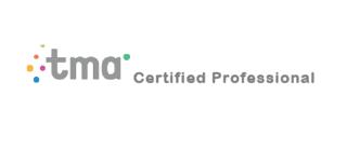 tma logo Certified Professional